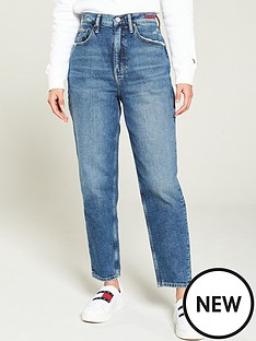 tommy-jeans-highnbsprise-tapered-jeans-mid-blue