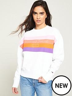 tommy-jeans-striped-logo-sweatshirt-white