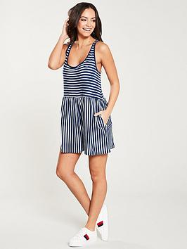 tommy-jeans-summer-striped-playsuitnbsp--blue-white