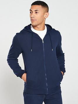 v-by-very-zip-through-hoodie-navy