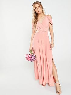 v-by-very-occasion-cold-shoulder-jersey-maxi-dress