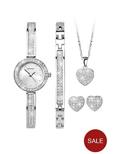 sekonda-sekonda-silver-and-crystal-set-dial-half-bangle-ladies-watch-with-matching-bracelet-necklace-and-earrings-gift-set