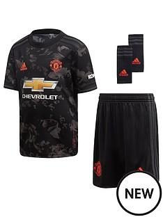 adidas-manchester-united-infants-201920-3rd-mini-football-kit-black