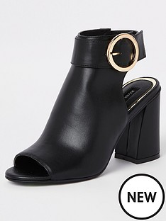 river-island-buckle-shoe-boot-black