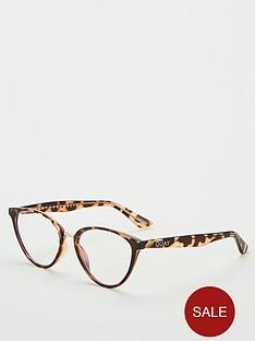 quay-australia-rumours-blue-light-cateye-glasses-tortoiseshell