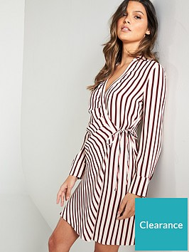 river-island-river-island-stripe-wrap-tie-shirt-dress-red-stripe