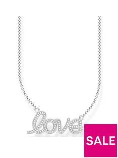 thomas-sabo-thomas-sabo-sterling-silver-cubic-zirconia-love-pendant-necklace