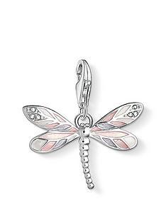 thomas-sabo-thomas-sabo-charm-club-sterling-silver-dragonfly-charm