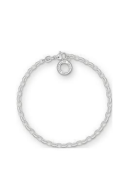 thomas-sabo-thomas-sabo-charm-club-fine-silver-carrier-bracelet