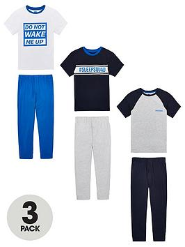 v-by-very-boys-3-pack-sleep-squad-pyjamas-blue
