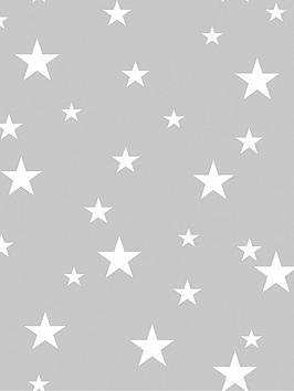 arthouse-diamond-stars-silver-wallpaper
