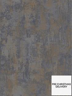 arthouse-stone-texture-graphite-wallpaper