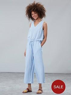 joules-angela-stripe-jumpsuit-blue