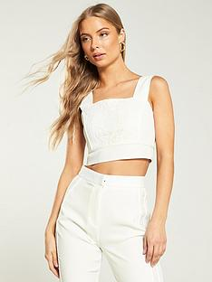 river-island-river-island-lace-detail-crop-top-ivory