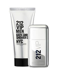 carolina-herrera-carolina-herrera-212-vip-mens-50ml-eau-de-toilette-75ml-shower-gel-gift-set