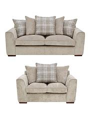 Fabric Sofas | Two Seater | Sofas | Home & garden | www ...