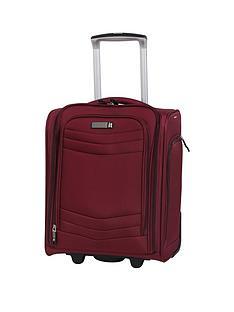 it-luggage-intrepid-expander-underseat-case