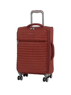 it-luggage-quilte-semi-expander-cabin-case