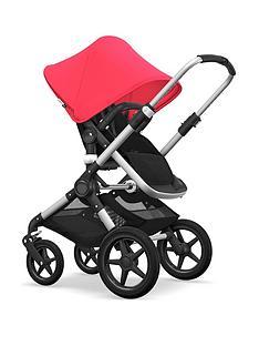 bugaboo-fox-pushchair--neon-red