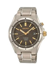 seiko-seiko-kinetic-gunmetal-and-gold-detail-date-dial-titanium-bracelet-mens-watch