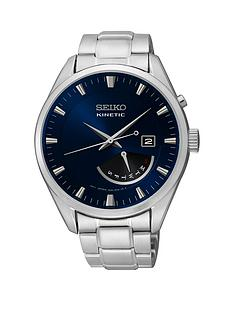 seiko-sieko-kinetic-blue-sunray-daydate-dial-stainless-steel-bracelet-mens-watch