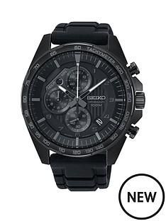 seiko-seiko-black-and-gunmetal-grey-detail-chronograph-dial-black-silicone-strap-mens-watch