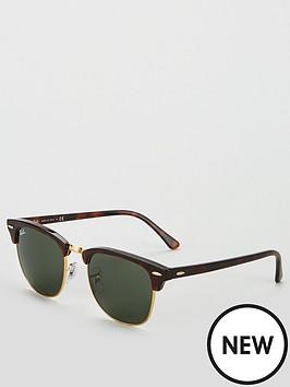 ray-ban-clubmaster-0rb3016-sunglasses-tortoiseshell