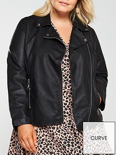 v-by-very-curve-ring-pull-pu-biker-jacket