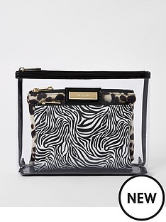 river-island-river-island-transparent-make-up-bag-black