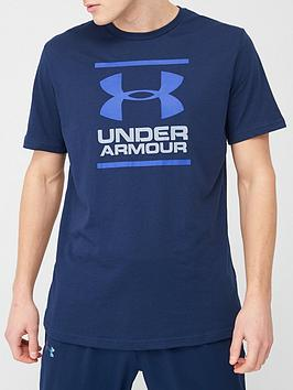 under-armour-trainingnbspgraphic-logo-foundation-short-sleeve-t-shirt-navy