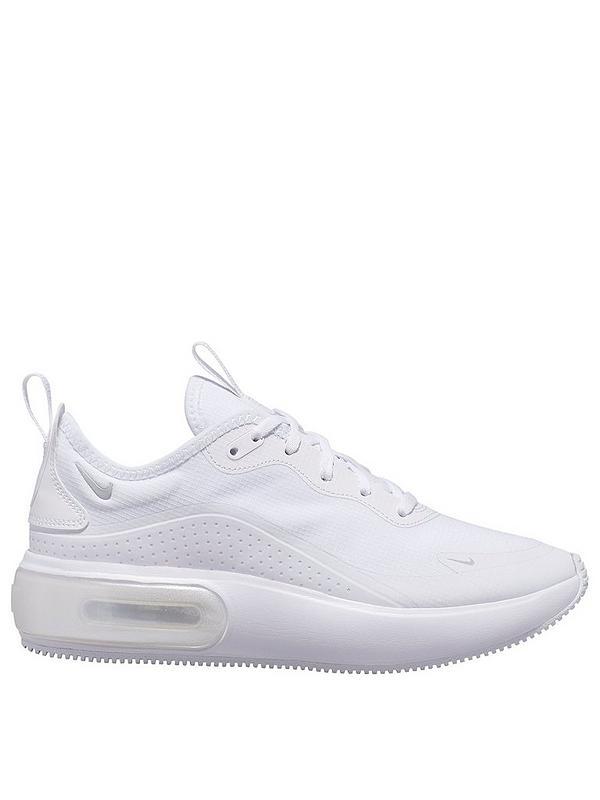 Para estrenar promoción especial disfruta del precio de descuento Nike Air Max Dia - White | littlewoodsireland.ie