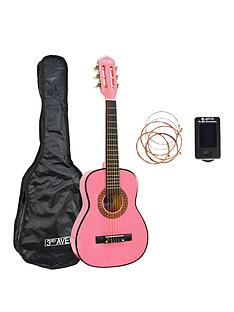 3rd-avenue-3rd-avenue-14-size-classical-guitar-pack-pink-with-free-online-music-lessons