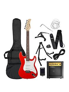 rocket-rocket-full-size-electric-guitar-pack-in-red-with-free-online-music-lessons