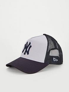 new-era-youth-trucker-new-york-yankees-cap-blackgrey