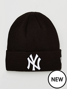 new-era-youth-essential-cuff-knit-beanie