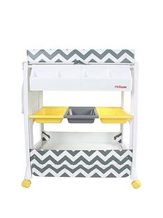 my-babiie-my-babiie-mbchzz-chevron-baby-bath-changing-unit