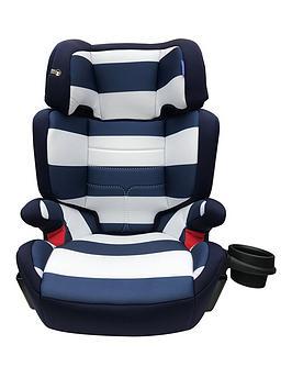 my-babiie-group-23-car-seat-blue-stripes