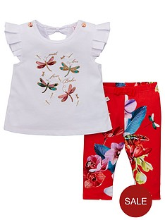 baker-by-ted-baker-baby-girls-floral-top-and-legging-set-off-white