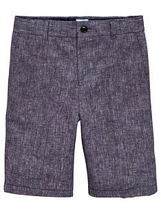 baker-by-ted-baker-teflon-formal-shorts-multi