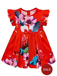 baker-by-ted-baker-baby-girls-floral-jersey-dress-red