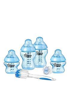 tommee-tippee-closer-to-nature-bottle-starter-kit-ndash-blue
