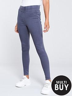 v-by-very-valuenbspshort-high-waist-jeggingsnbsp--grey