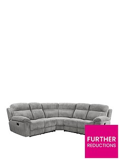 baronnbspfabric-manual-recliner-corner-group-sofa