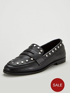 v-by-very-molly-leather-studded-loafers-black