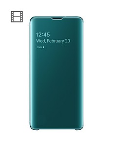 samsung-galaxy-s10-clear-view-standing-cover