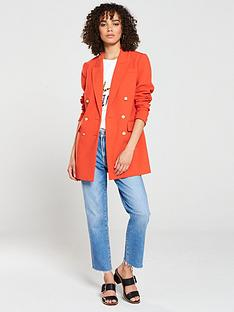 v-by-very-longline-military-blazer-orange