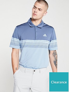 adidas-golf-ultimate-gradient-black-stripe-polo-blue