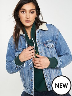 levis-levis-ex-bf-sherpa-trucker-jacket