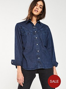 levis-dori-western-shirt-denim