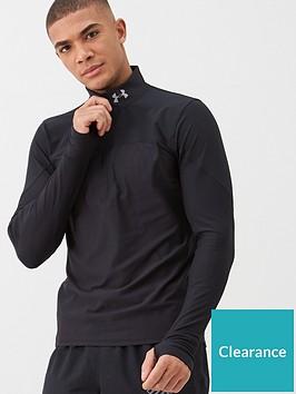 under-armour-qualifier-half-zip-top-black
